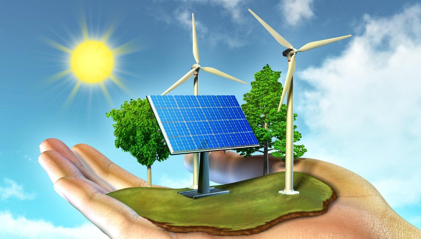 fuentes energia renovables